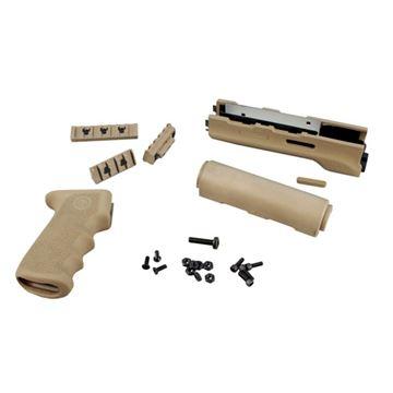 AK47 (Yugo) OM Grip & Frnd FDE