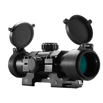 "Picture of 1x30mm 7"" Tactical Long Red Dot"