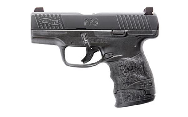 """WAL PPS M2 9MM 3"""" 7RD XS F8 NS BLK"""