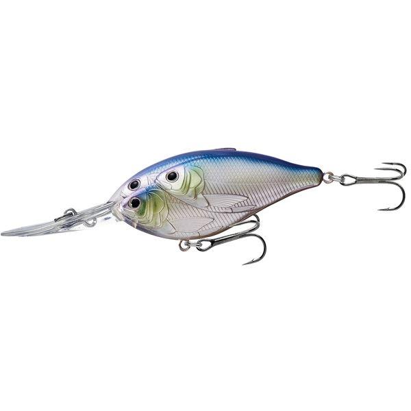 Threadfin Shad CB,DD,Mtl Pearl/lavender#1