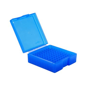 Picture of #1003,  38/357  100 ct. Ammo Box  Blue