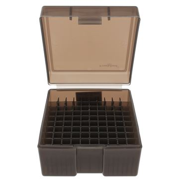 Picture of #1005,  222223  100ct. Ammo Box Gray