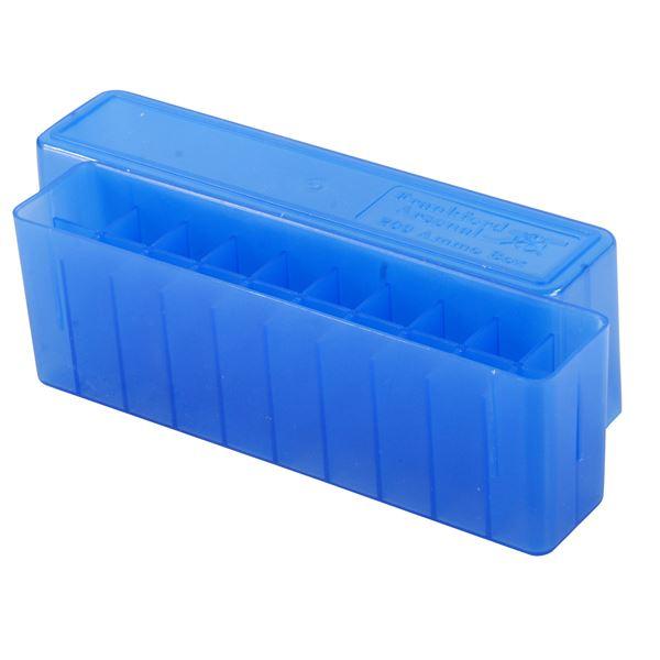 #209,  243308 20 ct. Ammo Box  Blue