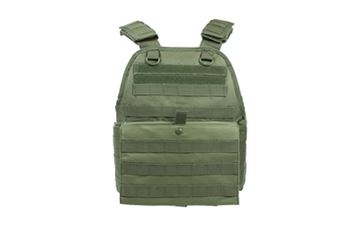 Picture of NCSTAR PLATE CARRIER MED-2XL GRN
