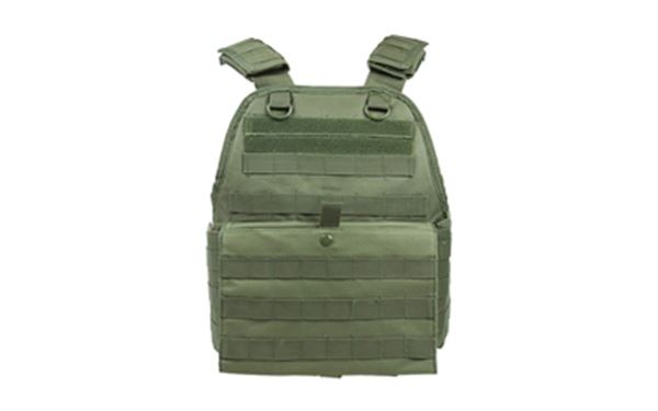 NCSTAR PLATE CARRIER MED-2XL GRN