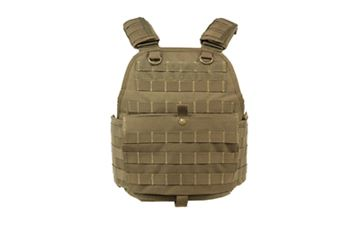 Picture of NCSTAR PLATE CARRIER MED-2XL TAN
