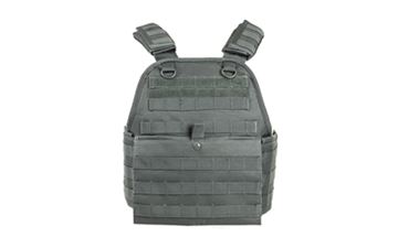 Picture of NCSTAR PLATE CARRIER MED-2XL GRY