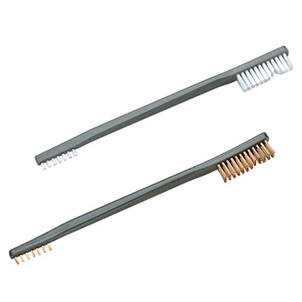 .50 cal Bore Brush 2 Pack(1 nylon/1 Brnz)