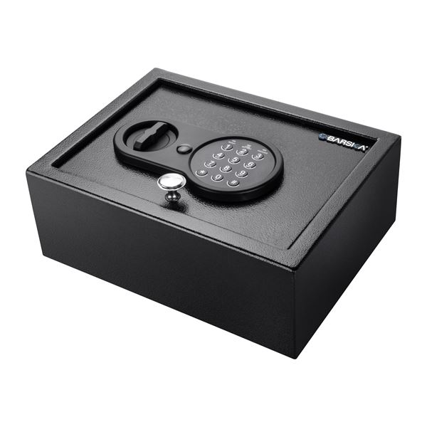 0.21 Cubic Ft Top Opening Keypad Sec Safe