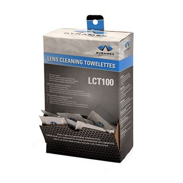 Picture of 100 Indiv packed Lens Cleaning Towelettes