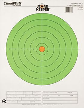 Picture of 100 Yd Lg Green Bull (12/Pk)