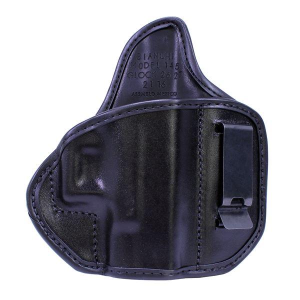 145 Subdue Black RH SZ11 Glock 26, 27, 33