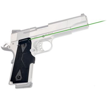 Picture of 1911 Full-Size - Lasergrips -Green Laser
