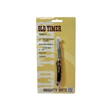 """Picture of 2 3/4"""" Closed Mighty Mite Lock Blade,Clam"""