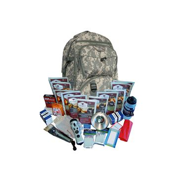 Picture of 2 Week Essential Survival Backpack (Camo)