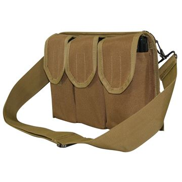 Picture of 20-30 Rnd 3 Pockt Mag Pouch,Belt Loops CB