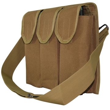 Picture of 30-40 Rnd 3 Pockt Mag Pouch,Belt Loops CB