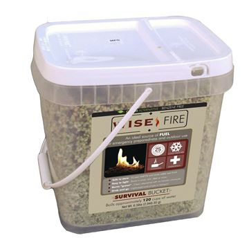 Picture of 4 Galln Bucket - Wise Fire