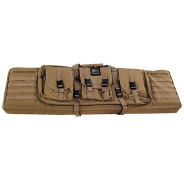 "43"" Double Tactical Rifle - Tan"