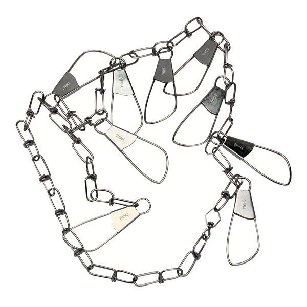 46 9 Snap Chain Stringer 1pc
