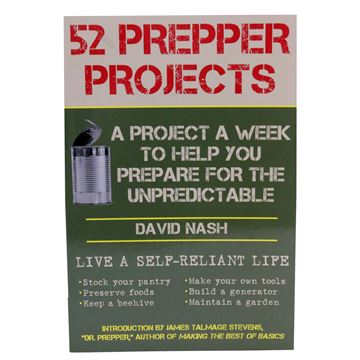 Picture of 52 Prepper Projects