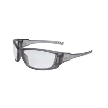 Picture of A1500 Solid Gry Frame,Clear Hardcoat Lens