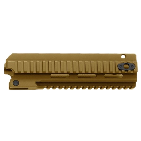 ACRTriRailHandguard,Coyote