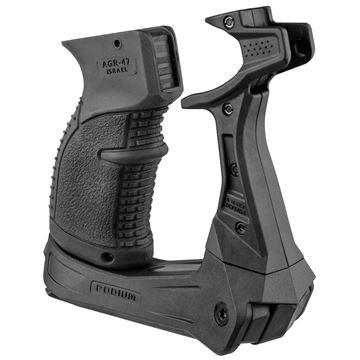 Picture of AK-47 Quick Dep Bipod w an INtPistol Grip