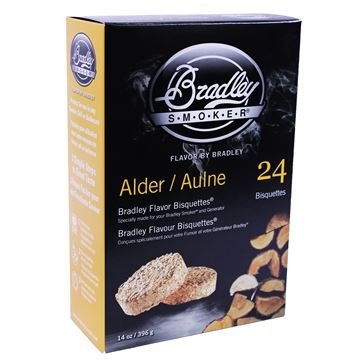 Picture of Alder Bisquettes 24 Pack