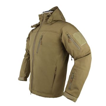 Picture of Alpha Trekker Jacket - Tan - Extra Large