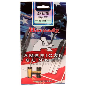 Picture of Ammo 45 Auto 185gr Xtp Ag (Loose Pack)/60