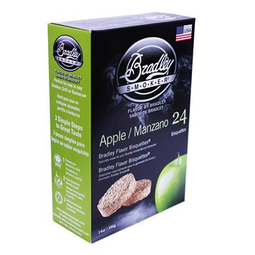 Picture of Apple Bisquettes 24 Pack