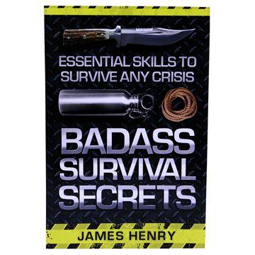 Picture of Badass Survival Secrets