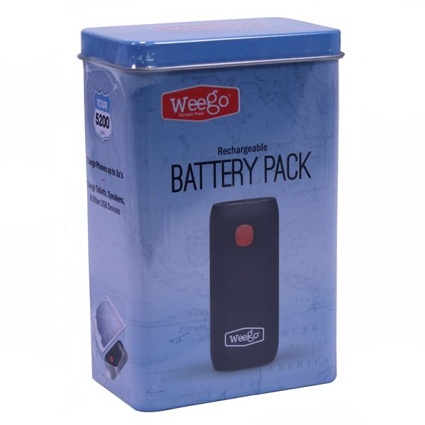Battery Pack - 52002 (5200 mAh)