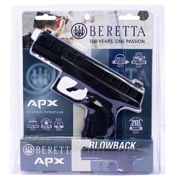 Picture of Beretta APX - Black .177 BB