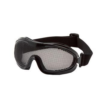 Picture of Black Single Wire Mesh Goggle