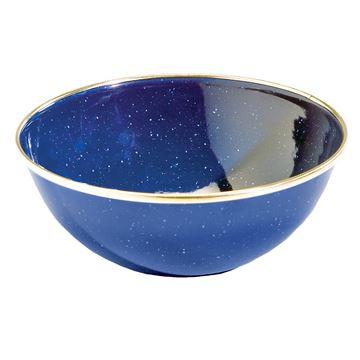 "Picture of Bowl, Enamel 6"" Mixing SS Rim"