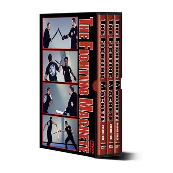 The Fighting Machete DVD