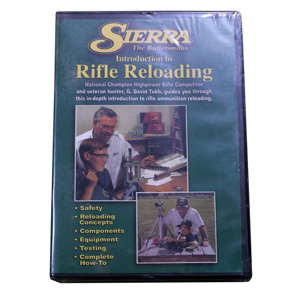 Beginning Rifle Reloading DVD