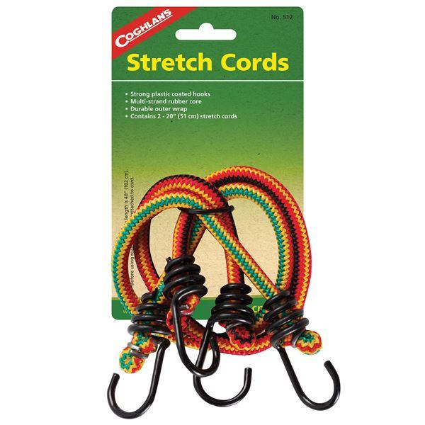 20 Stretch Cords - pkg of 2
