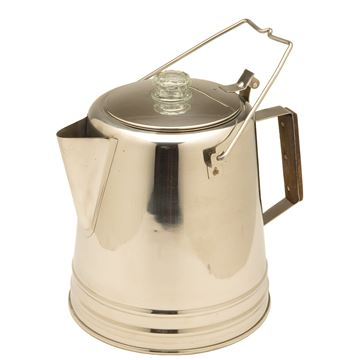 Picture of Percolator, Stainless Steel 14 Cup
