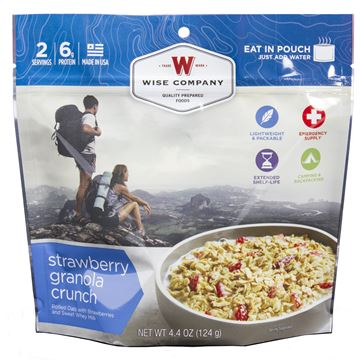 Picture of Outdoor Strawberry Granola Crunch