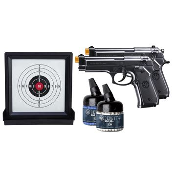 Picture of Beretta Game Ready Target Kit - Black