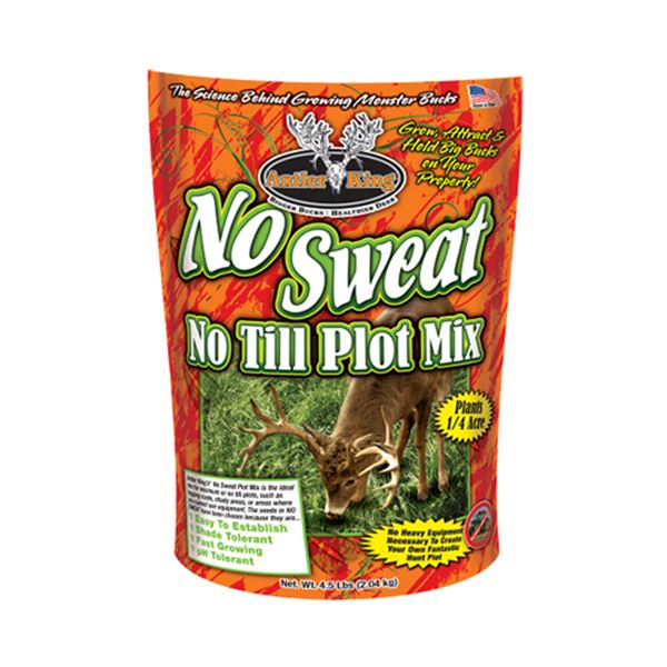 No Sweat No Till Plot