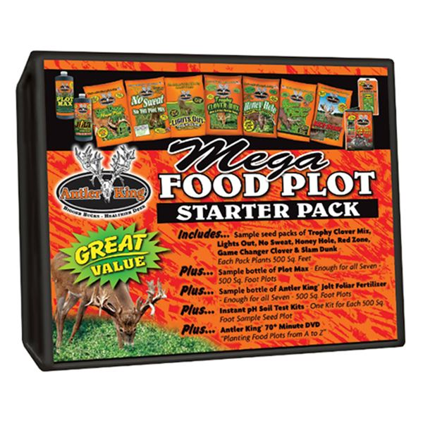 Mega Food Plot Starter Pack