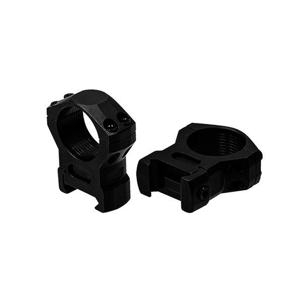1/2PCs Med. Pro Steel Picatinny Rings