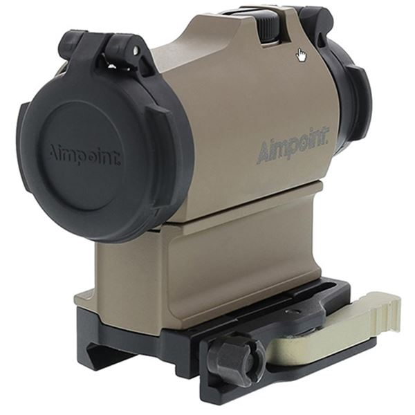 Aimpoint FDE Micro T2 AR-15 Ready