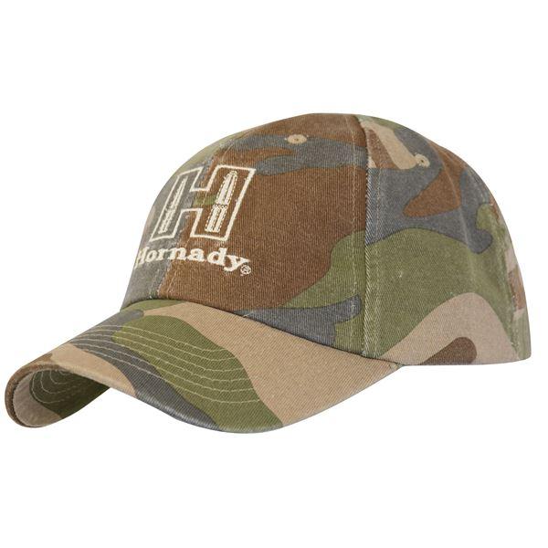 ce623bb9171 Hornady Vintage Camo Cap