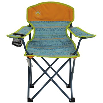 Picture of Chair Quad Youth Teal