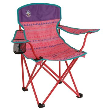 Picture of Chair Quad Youth Pink